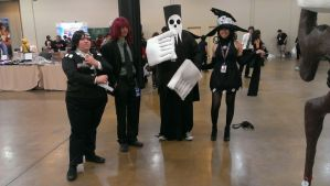 Soul Eater group by hinatameerkat