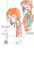 Chuckie chan's Father by chook-four