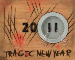 tragic new year by fogAlien