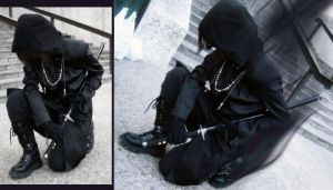 Cosplay - Organization XIII by Kiriska