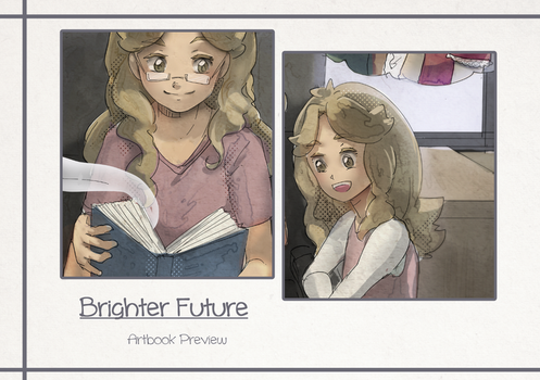 Brighter Future (Preview) by Ekkoberry
