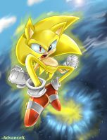 Sub Escape-Super Sonic Returns by AdvanceX