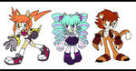 Adoptables by Shannohn
