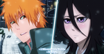 Ichigo and Rukia Christmas Day by NuclearAgent