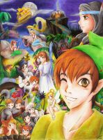 Neverland by Daishota