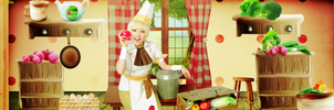 [Cover Zing] Wonder Chef - Lime by YongYoMin