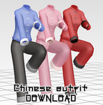 Chinese outfit DOWNLOAD by Kohaku-Ume