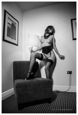 Hotel Glamour by MoofyModel