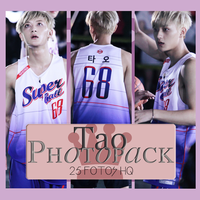 Photopack Tao- Exo 012 by DiamondPhotopacks