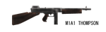 M1A1 Thompson by pete7868