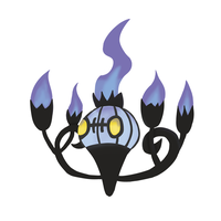 Chandelure by ExplainableChaos