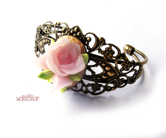 Bracelet Romantic Roses by SulkyB