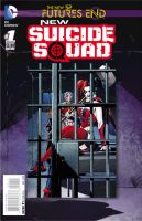 New Suicide Squad 3d by JPRart