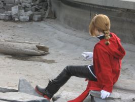 -Edward Elric 2- by Hyokenseisou-Cosplay