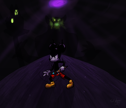 Epic Mickey by DrJoshfox