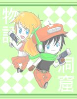 Cave Story-Chibi by StarEspeon