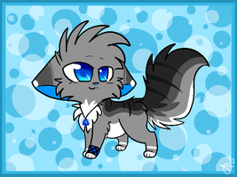 Costum design for DubstepKitty by GalaxyKitteh