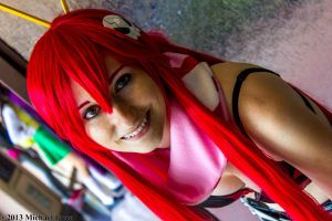 Yoko Littner 67 by Insane-Pencil
