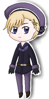 Hetalia : Aph Norway by annethyst