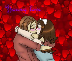 Young Love by My-Inner-Demon-676