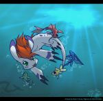 Playing with the Fishes by Shivita