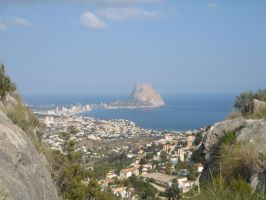 Calpe and Penon by Bantu69