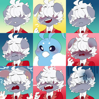 StM- Cecil Icons by EmpurrorMooks