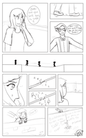 Oliver and Janet: a comic by RandomInABoxx