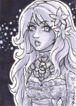 ACEO Essira by nickyflamingo