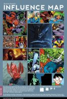 Influence Map by MatthewWarlick