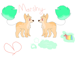 New Marshy ref by Skybers