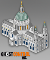 StPauls by BumblebeeGames