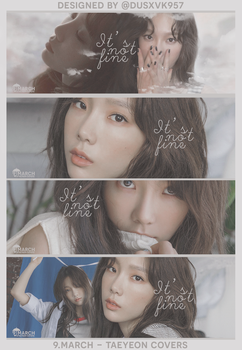 qts.png // pack 4 artworks Taeyeon by DuSiuNhonn