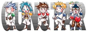 Gunstar Heroes_mini by EsusE