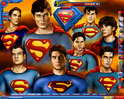 Superman's Legacy Desktop by a666a