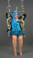 Blue Bell Fairy by MajesticStock