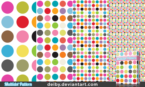 Multidot Pattern by DesignFathoms
