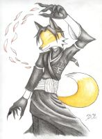 Vulpine Trickster by lordvader914