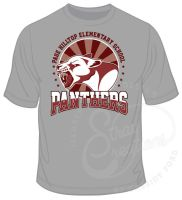 PHT Panthers T-Shirt by StrayCreations