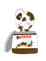 Nutella Cry by DibFan4LifeX3