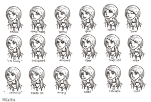 Ray Expressions by wick-y