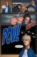 Sequential Page Comic Num 12 by Arzuza