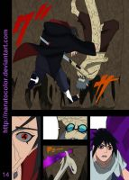 Naruto Chapter 580 Page 14 by Narutocolor