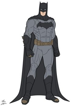 Batfleck by phil-cho