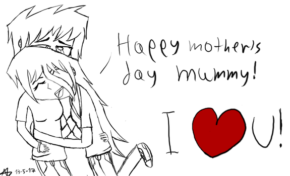 Happy mother's day! by Nefeloma21
