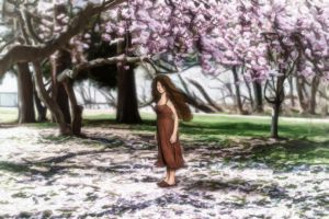 Bliss, Blossom and Brightness 2 by m33mt33n