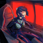Neon Genesis Shizune by Nameless1992