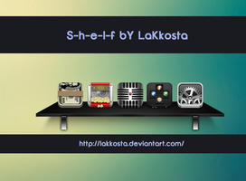 Shelf by LaKkosta