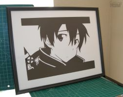 Kirito - Sword Art Online by CuttingPixels