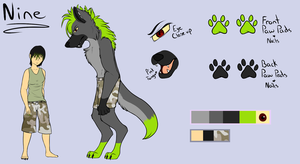 Nine's Ref by Squiggy13